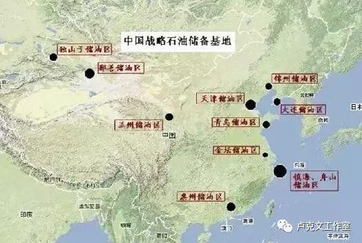 中国石油战略